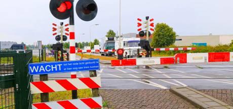Treinen tussen Deurne en Helmond rijden weer na storing door blikseminslag