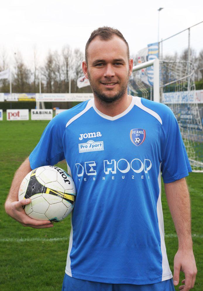 Bart Rijckaert speelt volgend seizoen bij het Belgische KFC Sinaai.