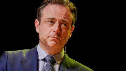 """Bart De Wever over politieke vete rond Tom Meeuws in Antwerpen: """"Ik ga niet meedoen aan niveau onder de gordel"""""""