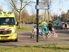 Naomi (5) weer thuis na heftig ongeluk in Apeldoorn: 'Ze vloog een paar meter door de lucht'