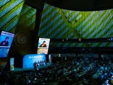 """130 banques internationales promettent de faire plus pour """"verdir"""" la finance"""