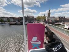 Cultureel fietstochtje naar Kampense Hanzedagen