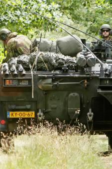 Militairen steken woensdagnacht bij Olst en Welsum de IJssel over