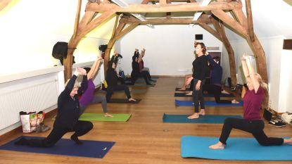 Yoga en relaxatie een succesverhaal