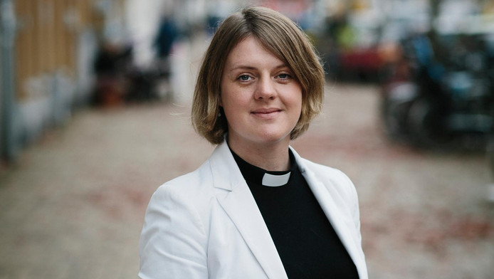 Marleen Blootens (35) vertrekt naar de Rotterdamse gemeente Overschie. 