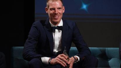 Tweede Kristallen Zweetdruppel op rij: Tim Declercq is opnieuw verkozen tot beste helper van het peloton