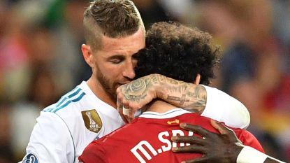 """Klopp raadde Ramos aan om """"na te denken"""", dus deed Real-ster dat: """"Niet eerste finale die Klopp verloor. Misschien zoekt hij een excuus?"""""""