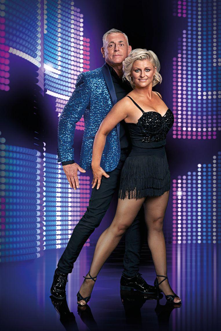 Dancing with the stars 2018 - Peter Van Asbroeck & Laura Zegels Jottay