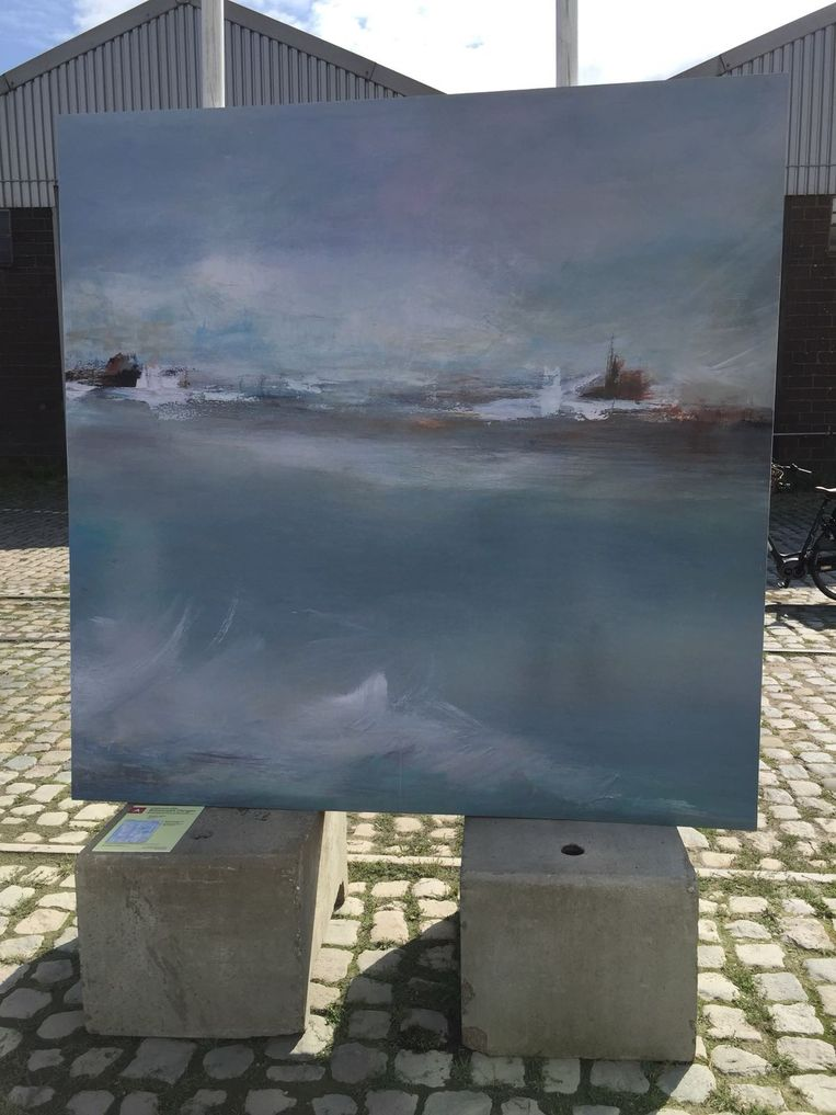 'The Sky is the Limit' van Karin Leveau.