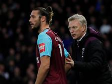 Moyes verliest bij debuut als trainer van West Ham United