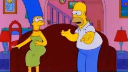 Makers van de Simpsons merken gigantische blunder zelf pas na 23 jaar op