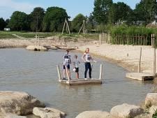 'Niet meer zwemmen in plas Hennipgaarde'