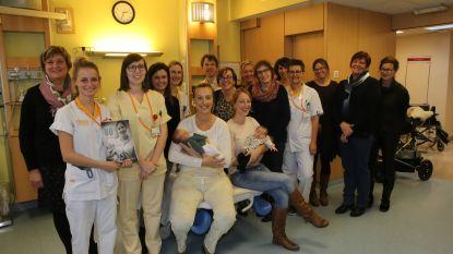 Tachtig jaar dienst materniteit in RZ Tienen gebundeld in een boekje