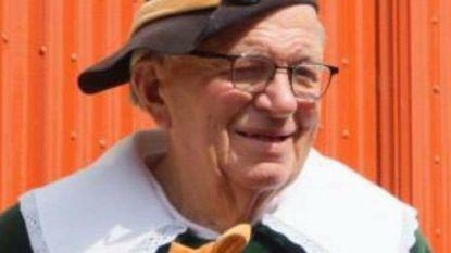 Jantje, oud-stadsomroeper van Sluis, overleden