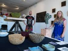 Herman en Annica maken schalen van zaden: 'Als het beeld af is, is het verhaal af'
