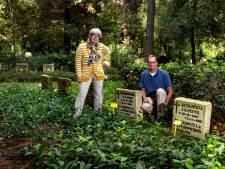 Ruimen van graven Diepenveense nonnen stuit op onbegrip