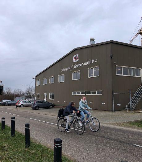 Angel uit conflict over scheepswerf Hansweert