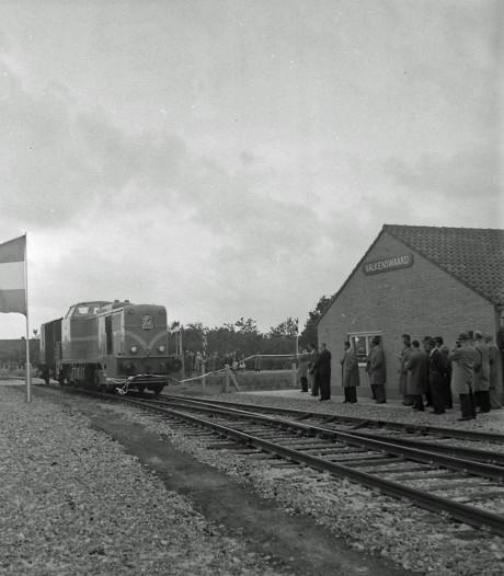Regionaal Historisch Centrum zoekt verhalen achter de foto's: Toen Valkenswaard nog een station had