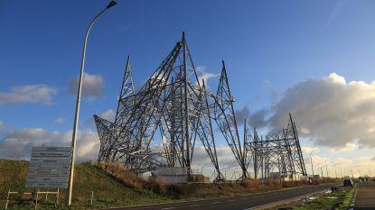 Elia bouwt 192 meter hoge masten voor overbrugging Schelde
