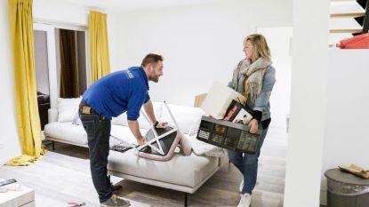 De locatie, de meubels, de huurprijs: wie beslist hoe de 'Blind Getrouwd'-koppels samenwonen?