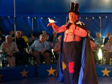 Speciale voorstelling voor hooggeëerd publiek in Geldrop