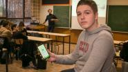 Dylan (16) ontwikkelt klimaatapp voor OLV Presentatie