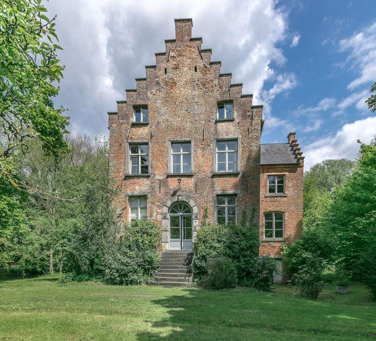 Kasteel Nieuwenhove dateert uit de zeventiende eeuw.