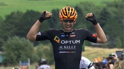 Young wint vierde etappe in Utah, Kocjan is nieuwe leider