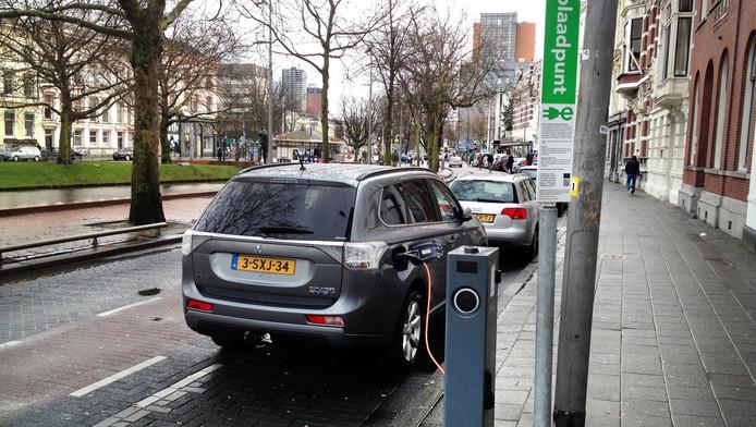 Rotterdam Eerste Stad Met Auto Laden Zonder Stekker Rotterdam Ad Nl