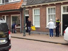 Politie vindt wietplanten in woning Amersfoort