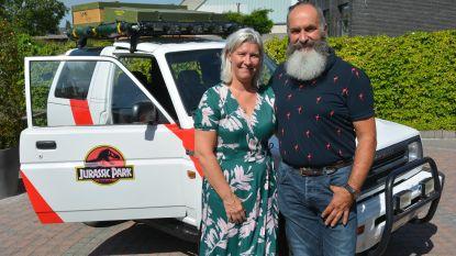 Eddy en Anneke ondernemen 'rammelbakkenreis' naar Boedapest met terreinwagen van 26 jaar oud en prijskaartje van amper 750 euro