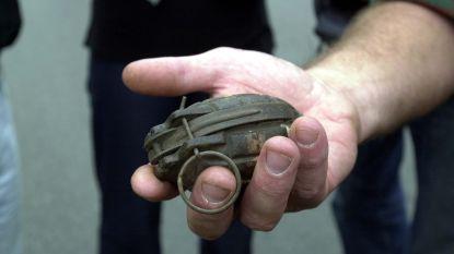 Wandelaar vindt handgranaat uit Eerste Wereldoorlog
