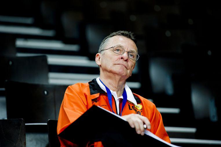 Fenner was sinds 2010 bondscoach van de turners. Beeld anp