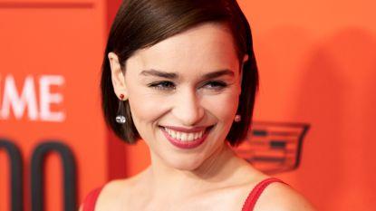 """Emilia Clarke: """"Na mijn hersenoperaties kon ik niet meer naar mezelf kijken"""""""