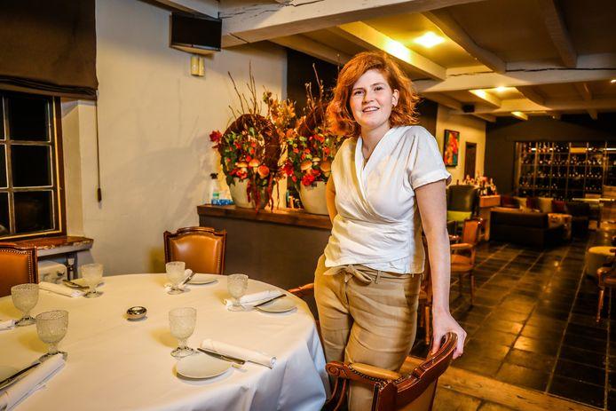 Marieke Moyaert van Restaurant Schatteman is door Gault&Millau uitgeroepen tot 'Gastvrouw van het Jaar'.
