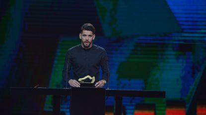 Winnaar Gouden Goal Ivo Rodrigues | Nog altijd wachten op het vervolg