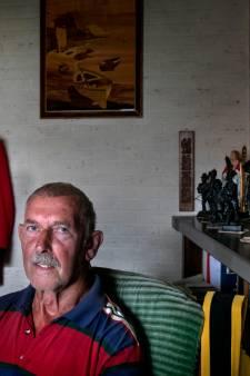 Frans Mennen uit Veldhoven 'komt nooit met lege handen thuis'