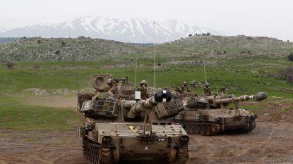 Syrië en Israël beschuldigen elkaar van raketaanvallen