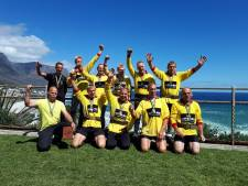 TTV Heure 720 kg-team   wereldkampioen in Zuid Afrika