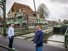 Gedurfde stap: wijnimporteur Mark (31) zegt zijn baan op en koopt in coronatijd restaurant in Blokzijl