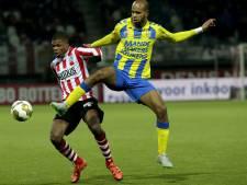 Clubloze Rigino Cicilia mogelijk de nieuwe spits van FC Eindhoven