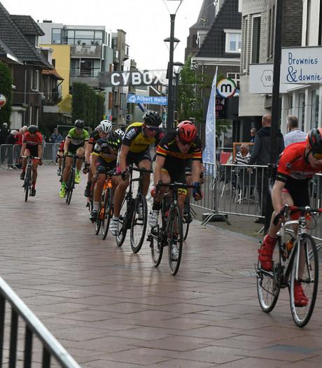 Leerkes wint Daags na de Tour bij de nieuwelingen