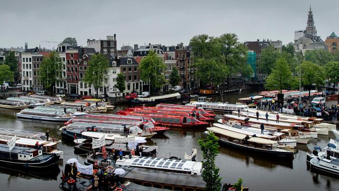 Amsterdam haalt dit jaar veel minder dividend binnen.
