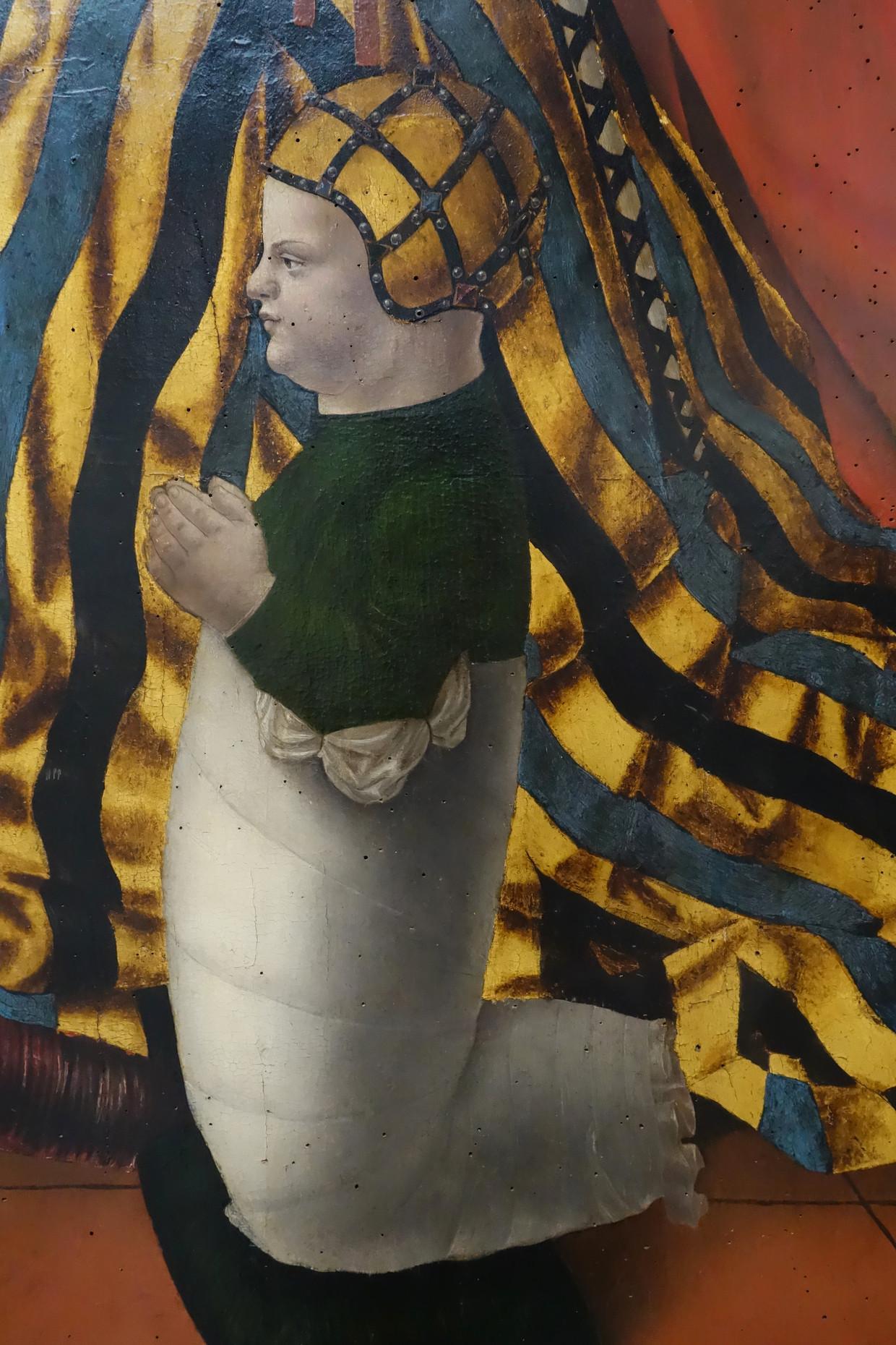 null Beeld Collectie Museum Pinacoteca di Brera, Milaan