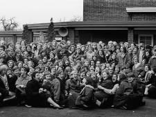 De moderne tijd knelde bij de meisjes van het Theresialyceum in Tilburg