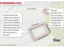 Vier bezwaren tegen claim Oss op gronden ten westen van Ussen