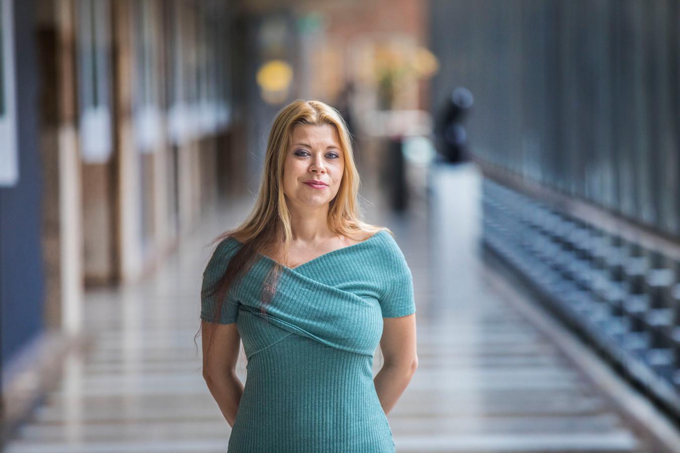 Lisa Westerveld, Kamerlid voor GroenLinks.