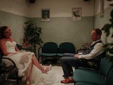 Meppeler bruidspaar sluit 47 feestgangers op