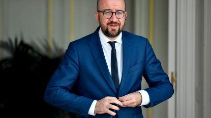 """Charles Michel: """"België zonder joden is België niet"""""""