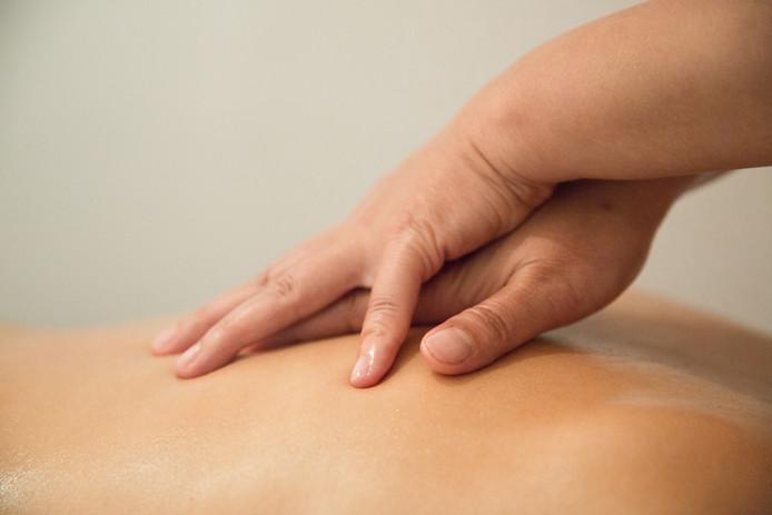 De happy ending bleef uit in de Nijmeegse massagesalon.